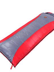 Schlafsack Rechteckiger Schlafsack Einzelbett(150 x 200 cm) -10 -20 T/C Baumwolle 210X80 Camping Feuchtigkeitsundurchlässig warm halten