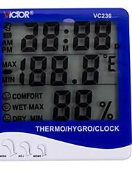 Temperatura de vitória higrômetro vc230 / 1