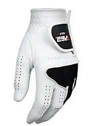 Кусок мужской мужской овчины гольф-перчатки