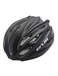 Sports Unisex Bike Helmet 26 Vents Cycling Cycling PC EPS Black and Built-in 3D Keel