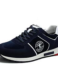 Herren-Sneakers Frühjahr Komfort Wildleder athletisch