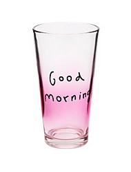 401-500ml Glass Transparent Fruit Juice Tea Cup