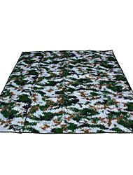 Picnic Pad Heat Insulation Moistureproof/Moisture Permeability Camping Outdoor Indoor Traveling Oxford EVA
