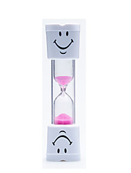 Hourglass Timer 1/3/5/20 Three Minutes Time Drop Safe Plastic Mini Ornaments Gift