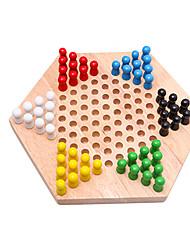 Jogo de Tabuleiro Jogos & Quebra-Cabeças Brinquedos Madeira
