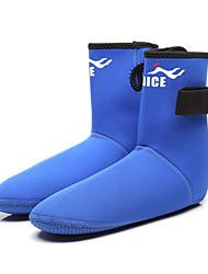Chaussettes de Plongée Unisexe Garder au chaud Confortable Extérieur Utilisation Plongée