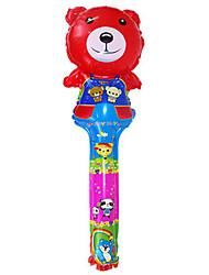 Balões Decoração Para Festas Forma Cilindrica alumínio 2 a 4 Anos 5 a 7 Anos 8 a 13 Anos 14 Anos ou Mais