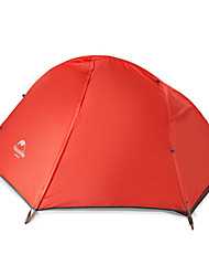 1 person Tent Double Fold Tent One Room Camping Tent Aluminium Keep Warm Foldable-Camping-