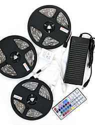 100W W Sets de Luces lm AC 100-240 15 m 450 leds RGB