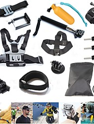 Sports Action Camera Tripod Multi-function Foldable Adjustable All in One Convenient ForAll Gopro Xiaomi Camera SJCAM SJCAM SJ7000 SJCAM