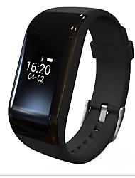 Bracelet d'Activité iOS Android Etanche Longue Veille Calories brulées Pédomètres Santé Sportif Moniteur de Fréquence Cardiaque Ecran