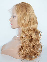 Long Length  Human Hair Lace Wigs Top Quality Full Lace Front Human Hair Wigs