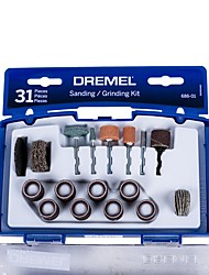 Zhuo Mei (DREMEL) Electric Mill Sanding / Grinding Accessories 31 Sets