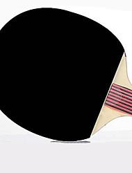 Ping Pang/Table Tennis Rackets Ping Pang/Table Tennis Ball Ping Pang Wood Long Handle Pimples 3 Balls 2 RacketsIndoor Performance