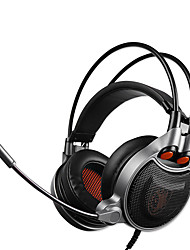 SADES SA-929 Gaming Headset compatible with daily gaming and plug and play