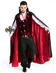 Cosplay Costumes Masquerade Prince Fairytale Angel/Devil Vampire Cosplay Festival/Holiday Halloween Costumes FashionTop Pants More