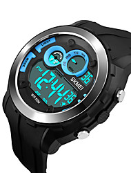 Smart watch Resistente all'acqua Long Standby Multiuso Timer Cronometro Allarme sveglia Cronografo Calendario IR No Slot Sim Card