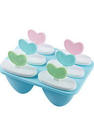 Other Coração para Ice Plástico Bricolage