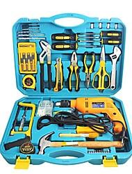 Hold® 010223 Outil de réparation de set d'outils domestiques 67pcs avec foret électrique
