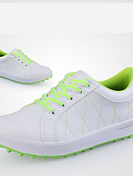 Casual Shoes Golf Shoes Women's Anti-Slip Anti-Shake/Damping Cushioning Waterproof Wearproof Performance Outdoor Rubber Hiking