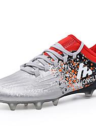 Мужская спортивная обувь комфорт синтетический открытый спортивный синий футбол ленты