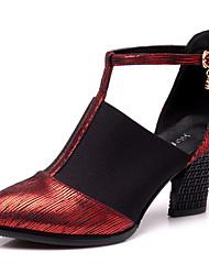 Women's fashionable shoes female Latin dancing shoes shoes