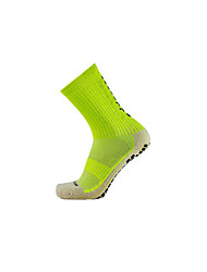 Modisch Sportsocken Unisex Socken Frühling Sommer Herbst Winter Komfortabel Elastan Schwarz Rot Grün Fussball