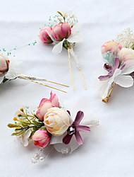 Alloy Fabric Headpiece-Wedding Special Occasion Casual Outdoor Hair Clip