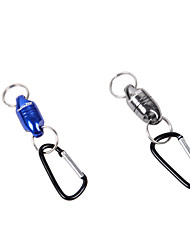 Fishing Snap Pin Stainless Steel Fishing Barrel Swivel Safety Snaps Hook Lure Accessories Connector Snap