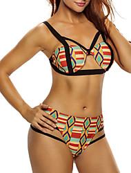 Bikinis Fleur Bandeau Polyester