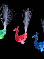 Iluminação de LED Decoração Para Festas Pássaro