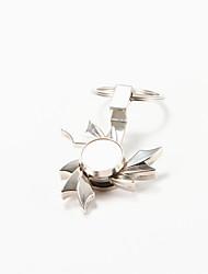 Fidget hand spinner finger schlüssel tasche phone charms wölbung ornamente