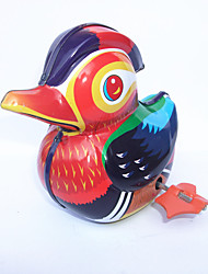 Wind-up Toy Bird Metal Children's