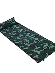 Moistureproof/Moisture Permeability Heat Insulation Inflated Mat Camping Pad Sleeping Pad CamouflageHiking Camping Traveling Outdoor