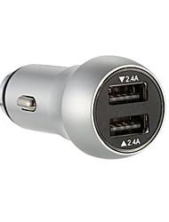 Carregamento Rápido Outro 2 Portas USB Carregador Somente DC 5V/2.4A