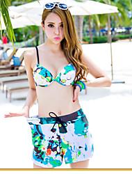 Bikinis Bandeau Bandeau Velours