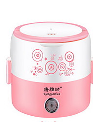 Kitchen Stainless Steel Miniature Food Steamers Thermal Insulation lunch Box Rice Cooker