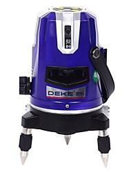 Deke® 2 Line 808nm Infrared Green Laser Marking Instrument Leveling Line Laser
