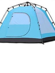 Duplo Um Quarto Barraca de acampamentoCampismo Viajar-Azul