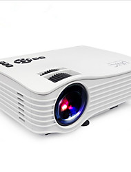 LCD WVGA (800x480) Projector,LED 1200 Portable HD Wireless Projector