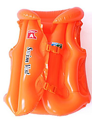 Pvc Inflatable Lifejacket Swim Suits Children Safe Swimming Buoyancy Vest Swimsuit Life Jackets