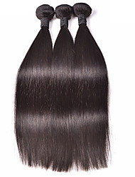 150g 3Pcs/Lot 8-26inch Malaysia Virgin Hair Straight Hair Natural Black Human Hair Weave Hot Sale.