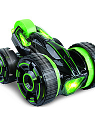 New Special Effect Car Remote Control 5 Channel 6 Wheel Deformation And Flip Stunt Cars Controls Toys for Children
