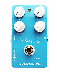 Caline CP-12 Pure Sky Digital Delay OD Guitar Effect Pedals