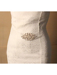 Sparkly Beaded Belt Pearl Diamond Rhinestones Sash Bridal Belt Diamond Wedding Belt