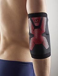 Unissex Cotoveleira Térmica / Warm Protecção A prova de Vento Respirável Suporte muscular Vestir fácil Compressão Elástico FutebolEsporte