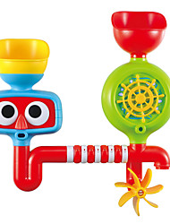 Bath Toy Model & Building Toy Toys Plastic