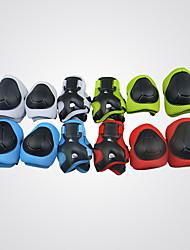 Для детей Фиксатор колена для Скейтбординг Легко туалетный Облегчает боль Водонепроницаемый сгущение 1 набор Спорт