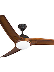 Ceiling Fan ,  Rustic/Lodge Country Painting Feature for LED Designers Metal Living Room Bedroom Study Room/Office
