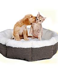 Cat Dog Bed Pet Mats & Pads Soft White